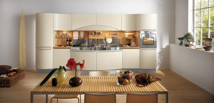Кухни в Севастополе от творческой студии Комоди