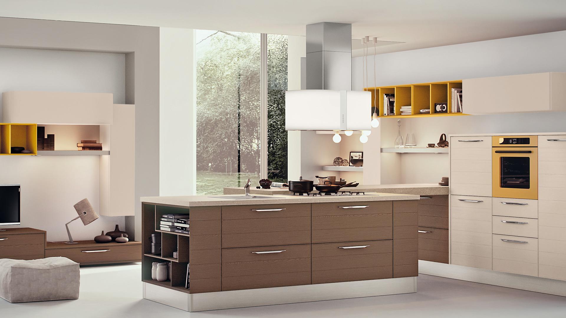 Дизайн-студия кухонь от Comodee