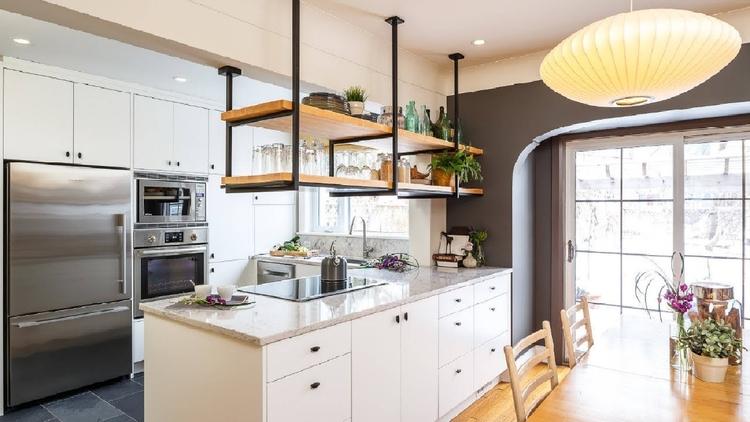 Дизайнерские кухни на заказ в Ялте