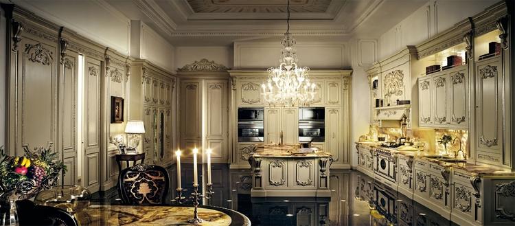 Элитные кухни премиум класса