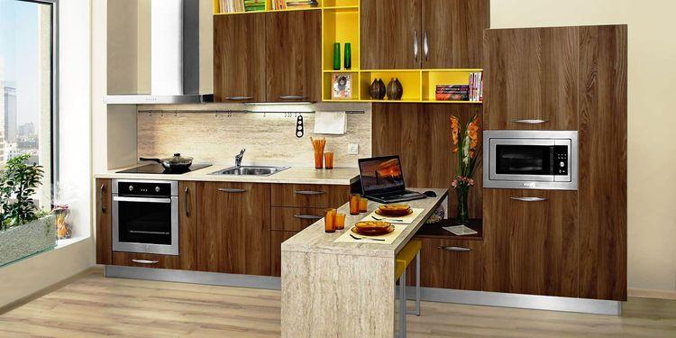 9 плюсов наших кухонь
