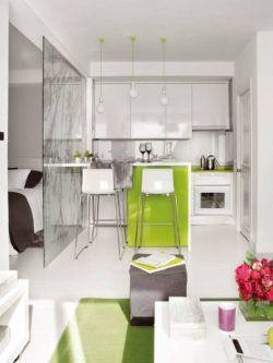 Кухня без ручек – шесть вариантов дизайн решений!