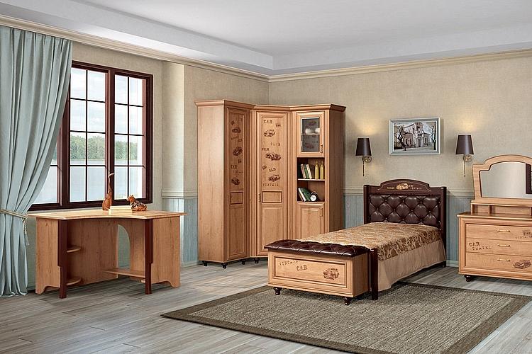 Корпусная мебель на заказ в Севастополе от Комоди