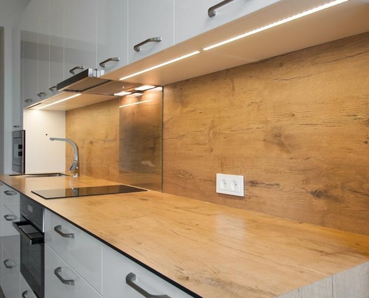 Тонкие столешницы для кухни