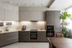 Какие фасады выбрать для современной кухни